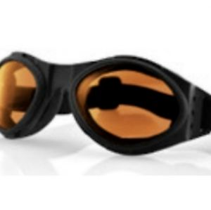 Bobster Rx Ready Amber Goggles NEW